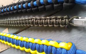 bracelet paracord Oyne divers