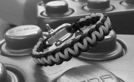 bracelet paracord Oyne Helsinski