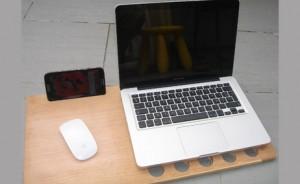 Support MacBook Øyne