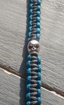 bracelet orne tête de mort PRO